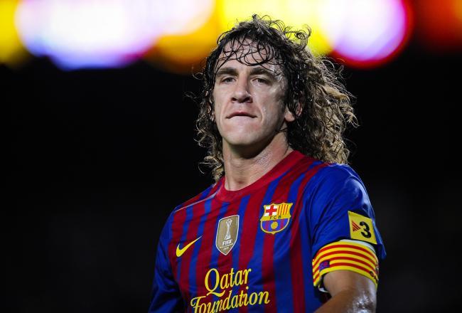 Carles Puyol Barcelona
