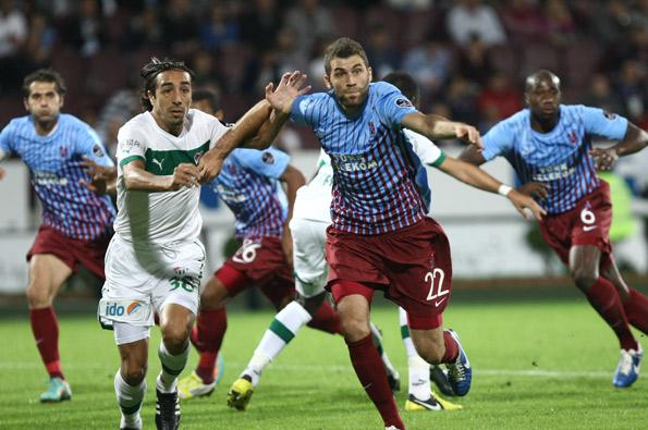 28 Ekim 2012 Trabzonspor - Bursaspor Maçı