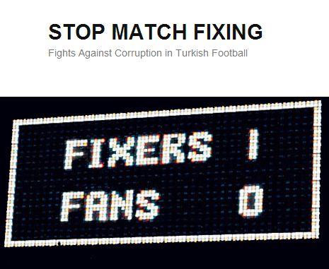 Stopmatchfixing.com